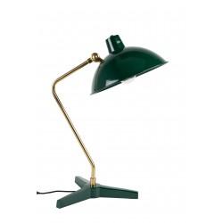 Lampa stołowa DEVI 5200036 zielona DUTCHBONE