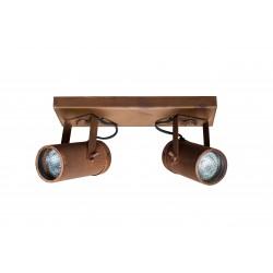 Lampa plafon SPOT LIGHT SCOPE 5500636 rdzawa DUTCHBONE DUTCHBONE