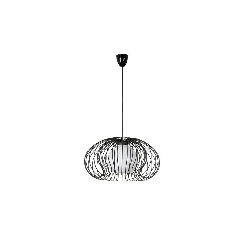 Lampa wisząca MERSEY black I 5296 NOWODVORSKI