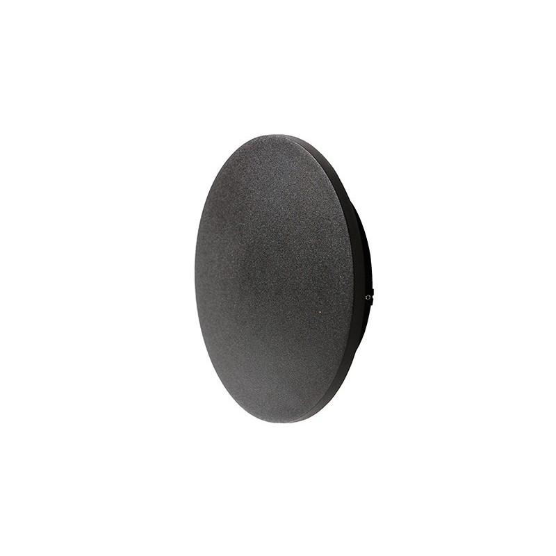 Lampa kinkiet ANCONA M GW-8663M czarna AZZARDO