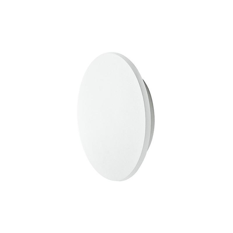 Lampa kinkiet ANCONA S GW-8664S biała AZZARDO