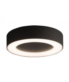 Lampa plafon MERIDA LED 9514 czarna NOWODVORSKI