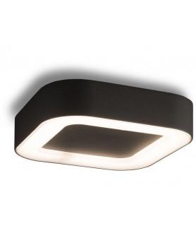 Lampa plafon PUEBLA LED 9513 grafitowa NOWODVORSKI
