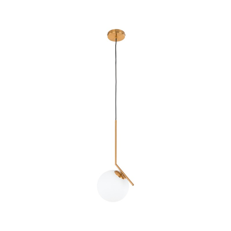 Lampa wisząca MONDO MDE648/1 mosiężna ITALUX