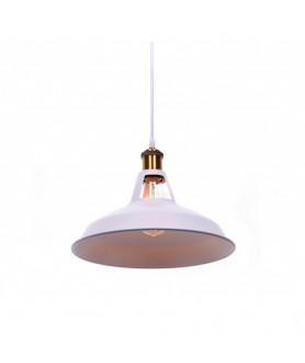 Lampa wisząca ZONDA LDP 6857 ( WT ) biała LUMINA DECO