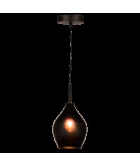 Lampa wisząca KUALA LUMPUR P01557BK czarny COSMO LIGHT