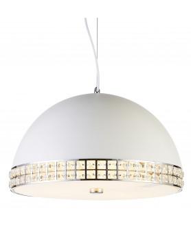 Lampa wisząca MARRAKESH P03700WH biały COSMO LIGHT