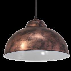 Lampa wisząca 49248 Vintage EGLO