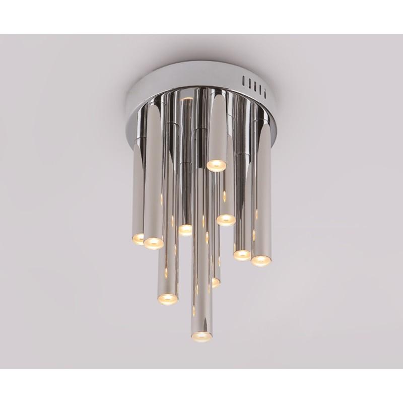 Lampa kinkiet ORGANIC W0186 chrom MAX LIGHT