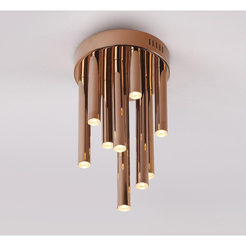 Lampa plafon ORGANIC C0117 chrom MAX LIGHT