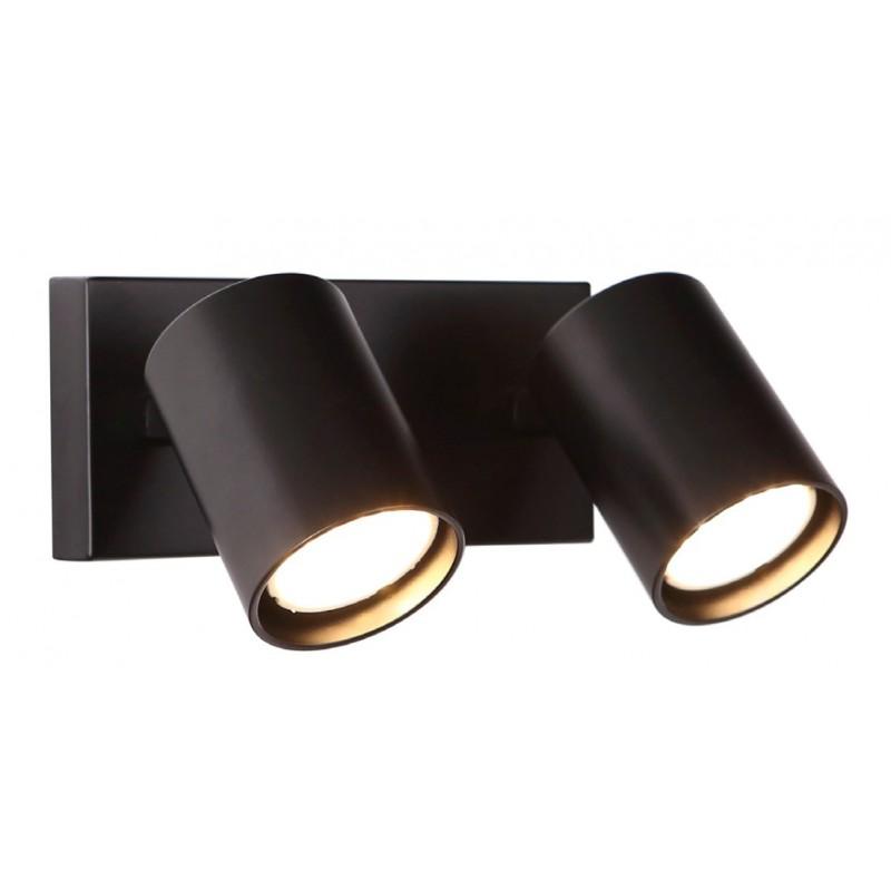 Lampa kinkiet ORGANIC W0153 miedziana MAX LIGHT