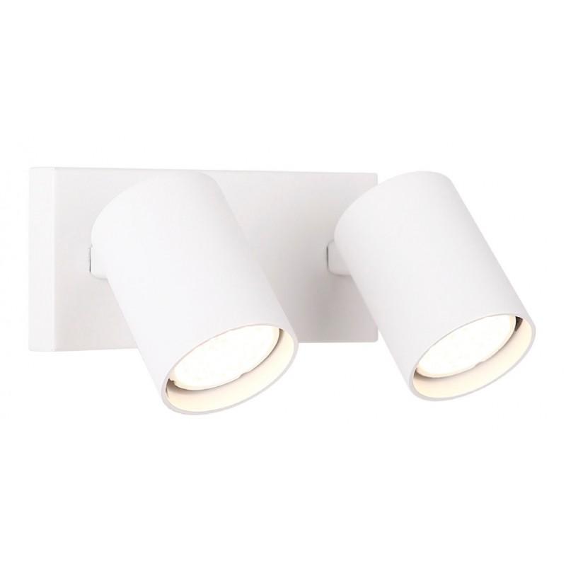 Lampa kinkiet TOP 2 W0221 czarna MAX LIGHT