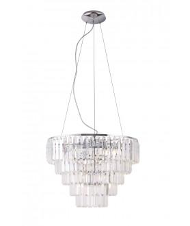 Lampa plafon MONACO C0137 przezroczysta MAX LIGHT