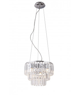 Lampa wisząca MONACO P0260 przezroczysta MAX LIGHT