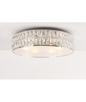 Lampa wisząca DIAMANTE P0236 chrom MAX LIGHT