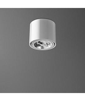 Lampa plafon TUBA 111 230V 45602-03  biała AQUAFORM