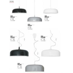 Lampa wisząca BOWL white L 5082 NOWODVORSKI