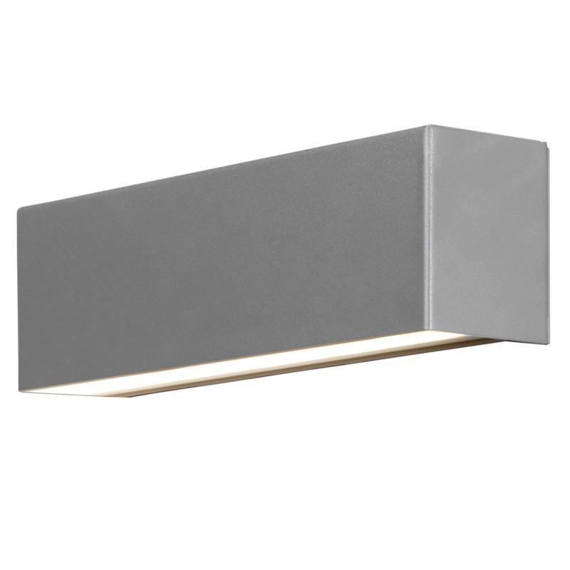 Kinkiet STRAIGHT WALL silver XS 6354 NOWODVORSKI