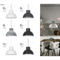 Lampa wisząca WORKS white 6612 NOWODVORSKI