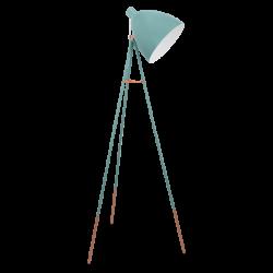 Lampa podłogowa 49342 Vintage EGLO