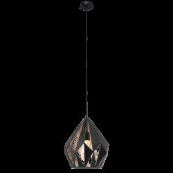 Lampa wisząca 49254 Vintage EGLO