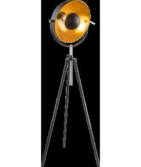 Lampa podłogwa LENN 58305 czarny GLOBO