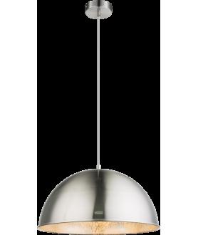 Lampa wisząca NOSY 58306H nikiel GLOBO