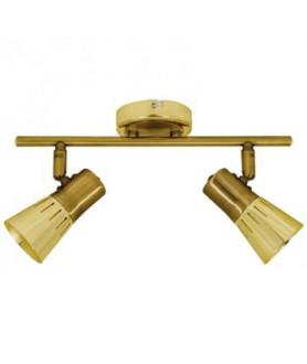 Lampa plafon ARENA 93-94769 złota CANDELLUX