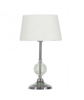 Lampa biurkowa FERO 41-95046 przeźroczysta CANDELLUX