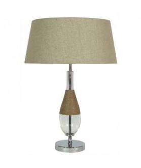Lampa biurkowa FERO 41-34601 bursztynowa CANDELLUX