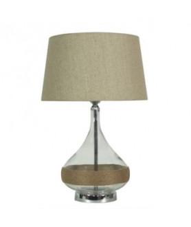 Lampa biurkowa ECO 1 41-21489 beżowa CANDELLUX
