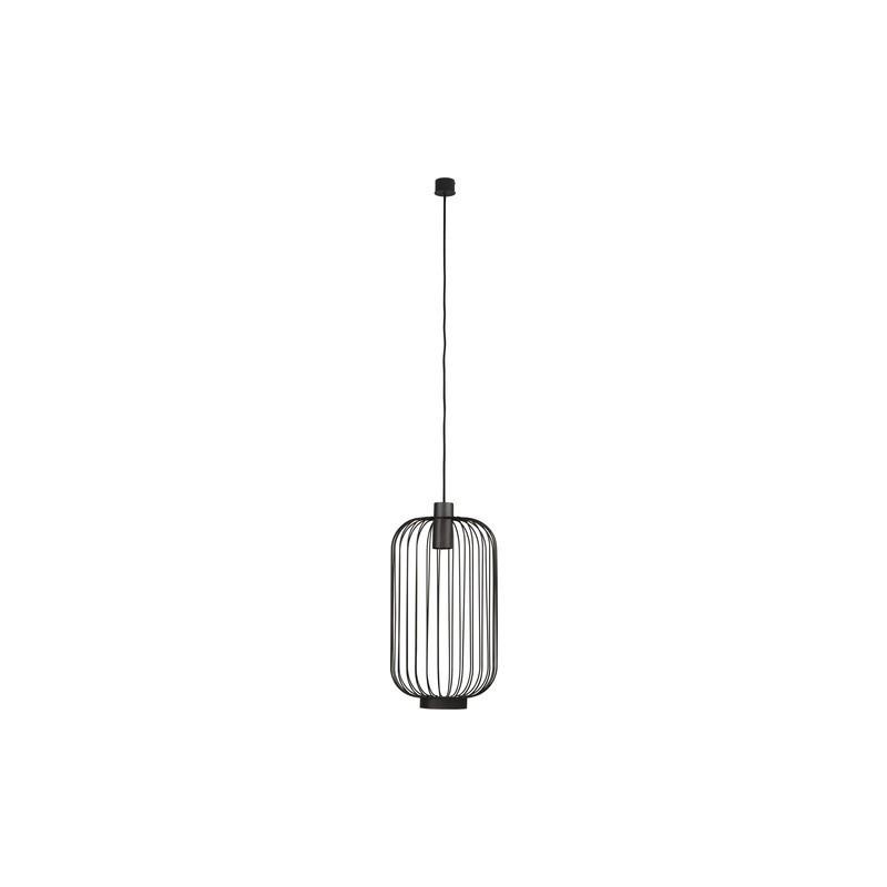 Lampa wisząca CAGE BLACK 6844 NOWODVORSKI