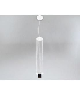 Lampa wisząca IHI 9007 biała SHILO