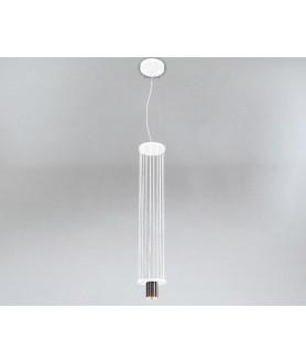 Lampa wisząca IHI 9007 czarna SHILO
