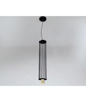 Lampa wisząca IHI 9007 miedziana SHILO