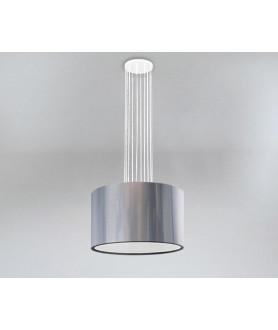 Lampa wisząca IHI 9042 biała SHILO