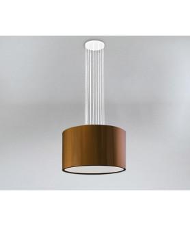 Lampa wisząca IHI 9042 chrom SHILO