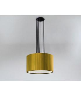 Lampa wisząca IHI 9042 miedziana SHILO