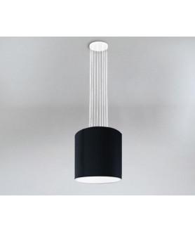 Lampa wisząca IHI 9043 czarna SHILO