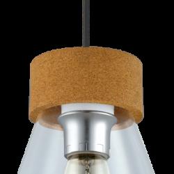 Lampa wisząca 49262 Vintage EGLO
