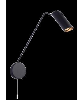 Lampa kinkiet FUTURO 1 LP-17001/1WL WH biała LIGHT PRESTIGE