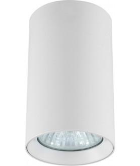 Lampa plafon MANACOR LP-232/1D - 90 biały/złoty 9 cm LIGHT PRESTIGE