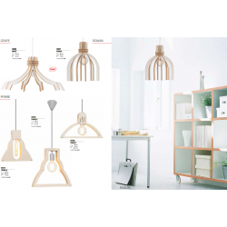 Lampa wisząca IKA I A 4171 NOWODVORSKI