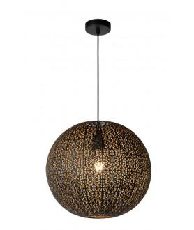 Lampa stołowa TAHAR 78583/34/30 czarna LUCIDE