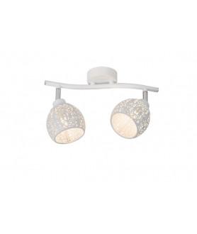 Lampa plafon TAHAR 46904/01/31 biała LUCIDE