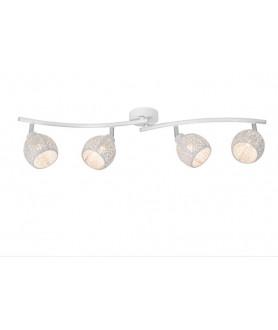 Lampa plafon TAHAR 46904/02/31 biała LUCIDE