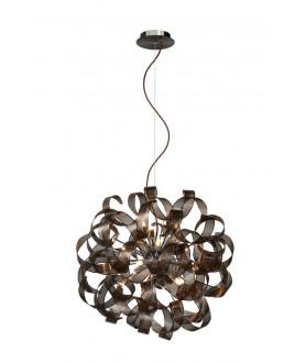 Lampa wisząca ATOMA 74401/42/97 rdzawa LUCIDE