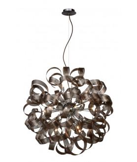 Lampa wisząca ATOMA 74401/60/97 rdzawa LUCIDE