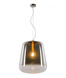 Lampa wisząca STIAN 25400/30/65 przydymiony szary LUCIDE