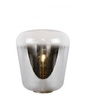 Lampa wisząca GLORIO 25401/45/65 przydymiony szary LUCIDE